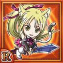 猫騎士ニャイト(火属性・レアカード)