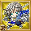 竜騎士ショーン(雷属性・レアカード)
