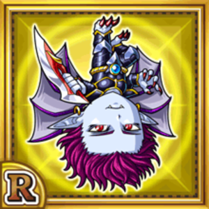 蝙蝠悪魔ギガギゴ(雷属性・レアカード)