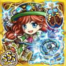 機梟神姫シュエット(雷属性・トリプルスーパーレアカード)