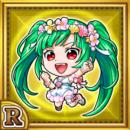 花嫁ユリカ(雷属性・レアカード)