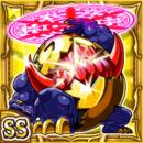 ギガハッピーキング(雷属性・ダブルスーパーレアカード)