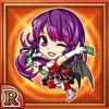 奇術魔娘ベアニティ(火属性・レアカード)