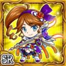 双角戦女マルベット(雷属性・スーパーレアカード)