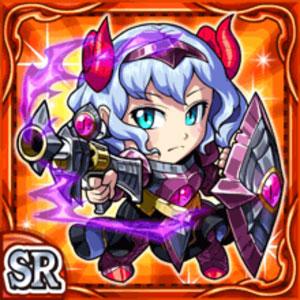 邪銃騎士レブラ(火属性・スーパーレアカード)