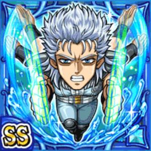 義星のレイ(水属性・ダブルスーパーレアカード)