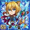 猛狐氷将リッグ(水属性・ダブルスーパーレアカード)