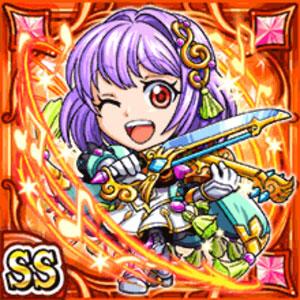 弦炎奏姫イナンナ(火属性・ダブルスーパーレアカード)