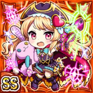 閃銃夢姫ラビリッツ(火属性・ダブルスーパーレアカード)
