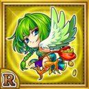宝奪静鳥キルシア(雷属性・レアカード)