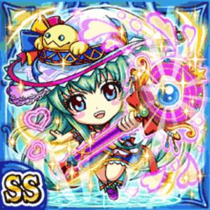 純賢女神マリベル(水属性・ダブルスーパーレアカード)