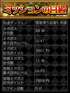 絆ダンジョン第15弾・ミッションの宮殿