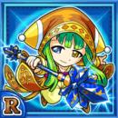 瑠璃槍ラピリル(水属性・レアカード)