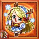 クリスマスマイヤ(火属性・レアカード)