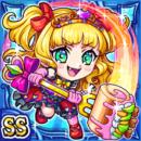 菓奪破姫ドロシー(水属性・ダブルスーパーレアカード)
