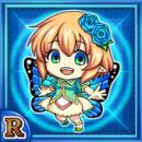 青花妖精ピフラ(水属性・レアカード)