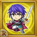 旅剣士ルフソー(雷属性・レアカード)