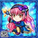 虚光槍姫セラシア(水属性・レアカード)