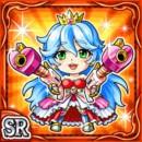 双愛銃姫パンリス(火属性・スーパーレアカード)